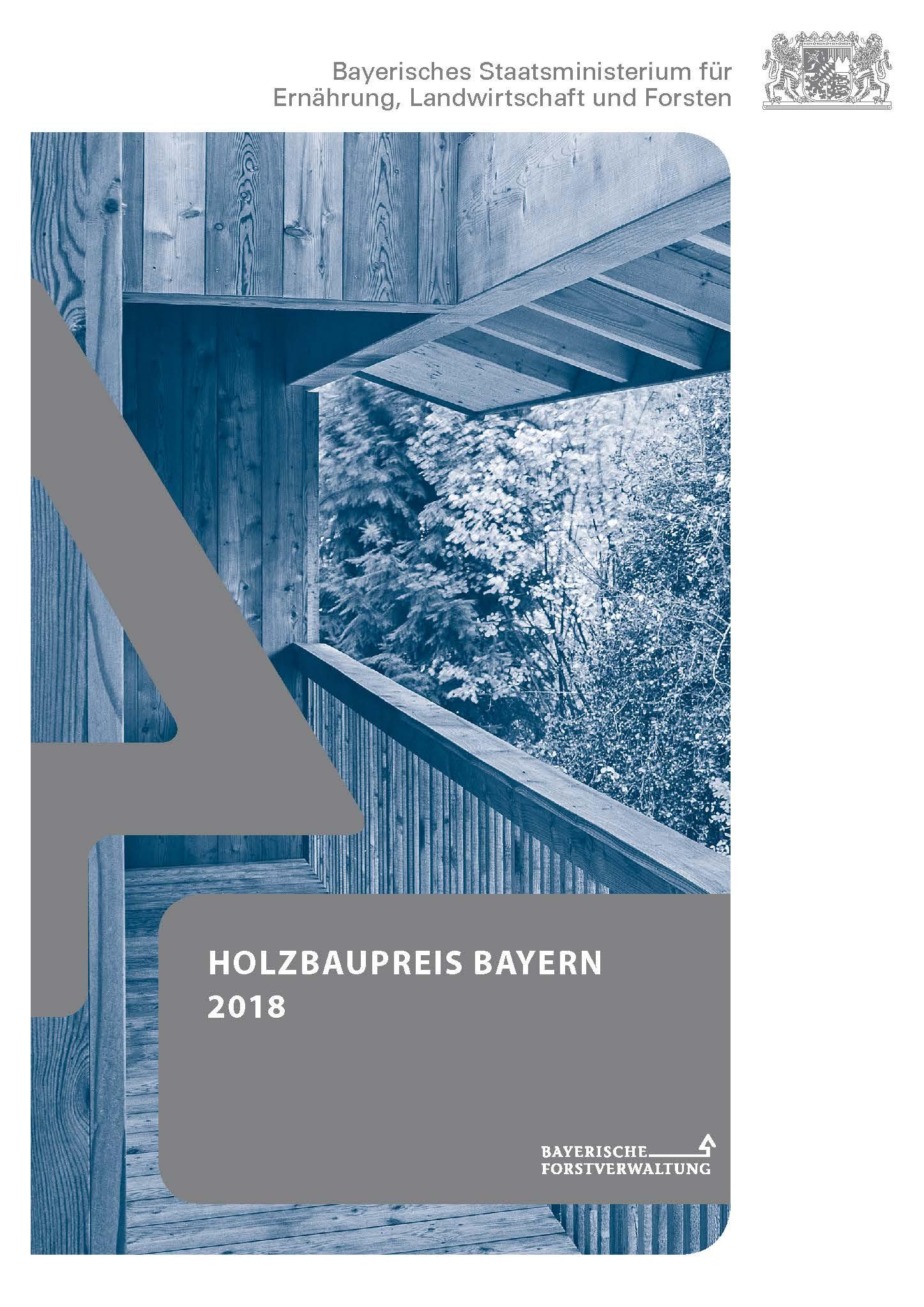 Holzbaupreis Bayern 2018